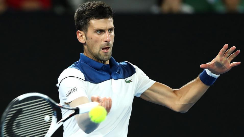 Djokovic Eyes Off Federer Grand Slam Haul
