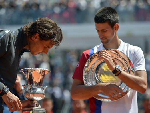 The statistical story of Nadal and Djokovic's matches has been changing of late