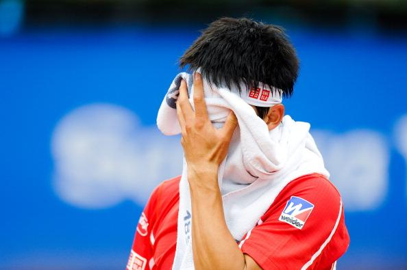 Could we be seeing this from Kei Nishikori again?