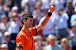 Novak Djokovic has had plenty of success against Dominic Thiem in the past...