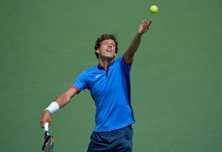 Pablo Carreno-Busta is likely to be vulnerable if leading tonight...