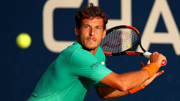 Spanish Tennis Player Pablo Carreno-Busta