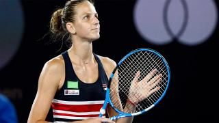 Czech Tennis Player Karolina Pliskova