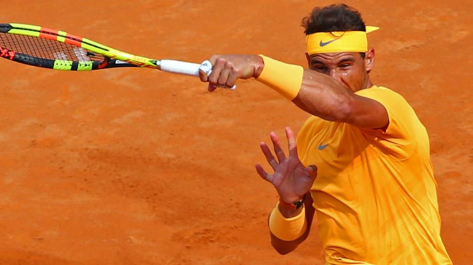 Rafael Nadal is chasing an 11th victory in Paris