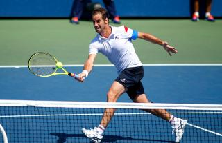 Gasquet's fitness could be key to France's chances against Croatia