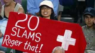 Fans foresee little opposition from Cilic as Federer seeks his 20th Grand Slam on Sunday