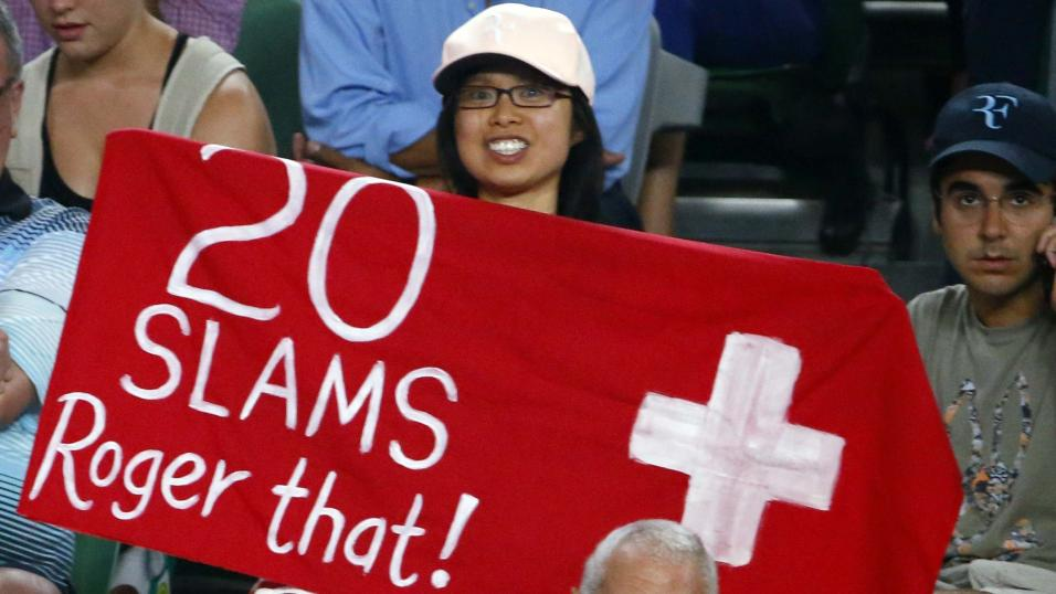 Will Roger Federer capture his 20th Grand Slam title?
