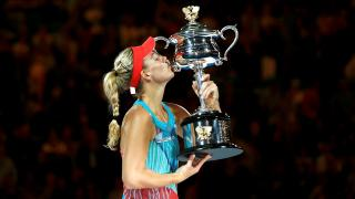 There has been an outright market over-reaction on 2016 champion Angelique Kerber...