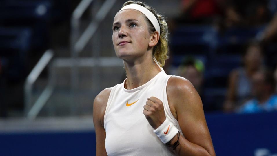 Belarus Tennis Player Victoria Azarenka