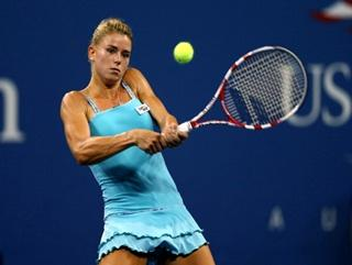 Could Giorgi cause an upset against her compatriot?