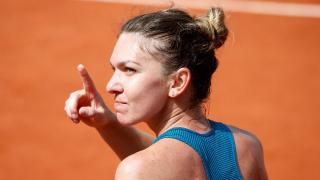 romanian Tennis Player Simona Halep