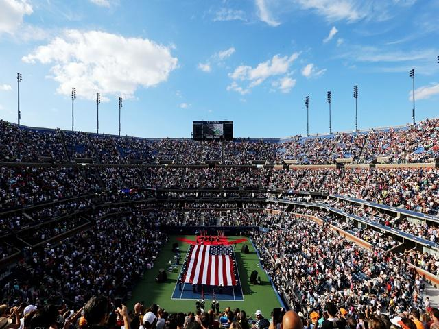 The main court at Flushing Meadows will be packed for the Women's US Open final