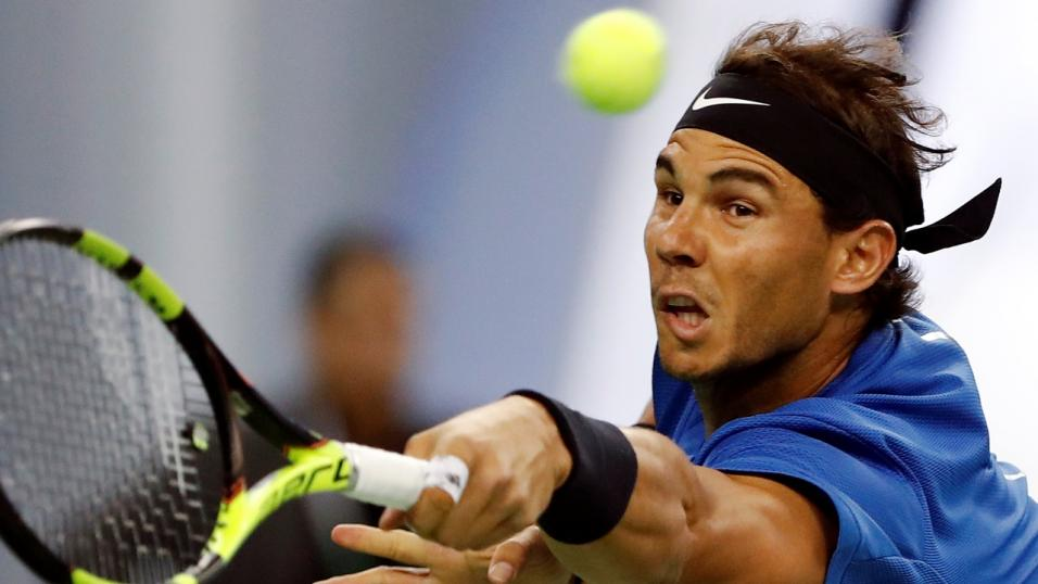 Rafa Nadal's is likely to pressure Goffin despite fitness concerns...