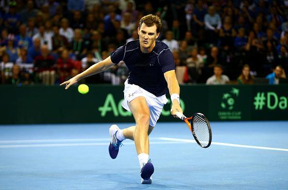 Jamie Murray Profile & Tennis News