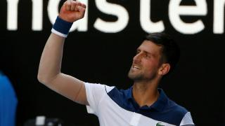 US Open favourite Novak Djokovic