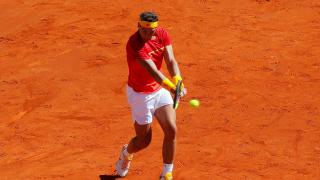 Spanish Tennis Player Rafa Nadal