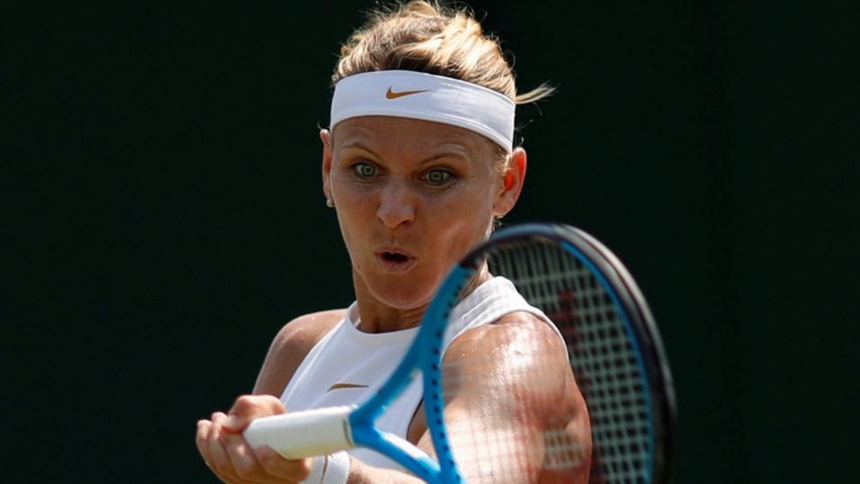 Czech Tennis Player Lucie Safarova