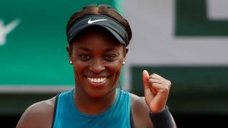 American Tennis Player Sloane Stephens