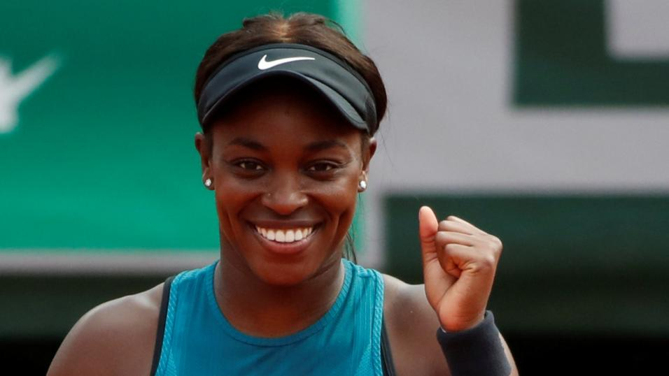 Stephens has something juicy to tell semi-final foe Keys