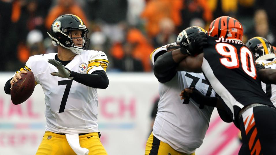 Big Ben and the Steelers are bouncing back from slow start
