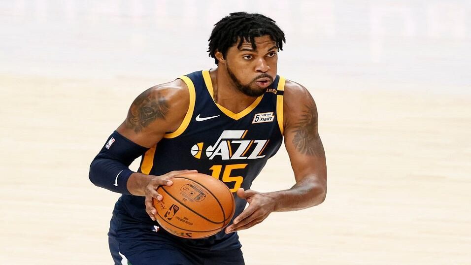 Derrick Favors of Utah Jazz