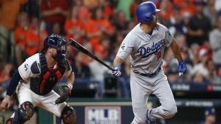Accuscore thinks Game Seven could be on the cards for the Dodgers and Astros