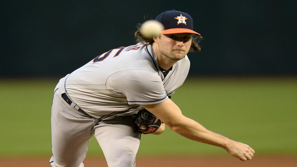 Gerrit Cole - Houston Astros