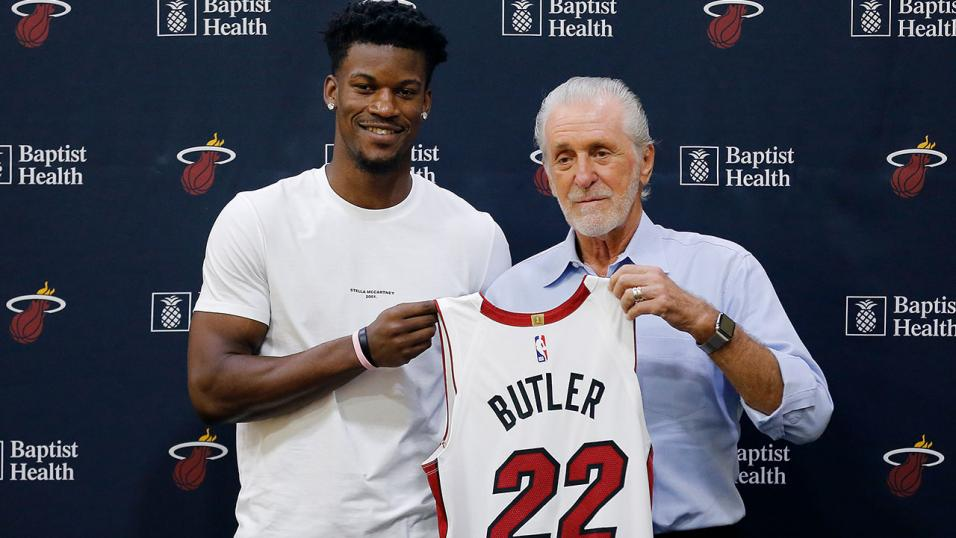 Jimmy Butler Heat