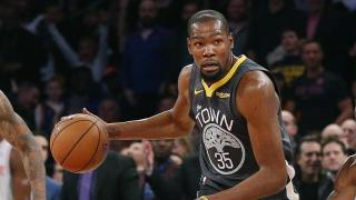 KD impressing in NYC