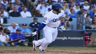 Los Angeles Dodgers Max Muncy