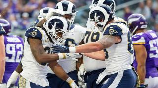 Battering Rams: Stopping Todd Gurley will be key to an Atlanta victory