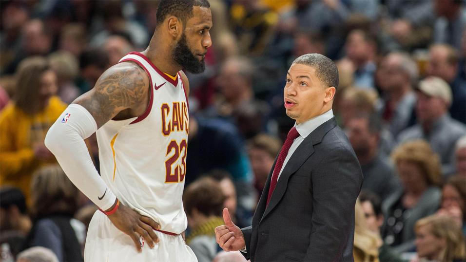 Stumbling Cavs must give LeBron support to challenge the best