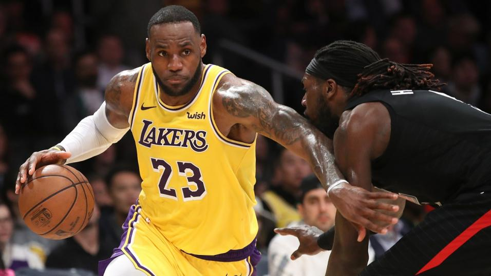 fe84d83d6 LeBron James was supposed to drag the Lakers back to the playoffs