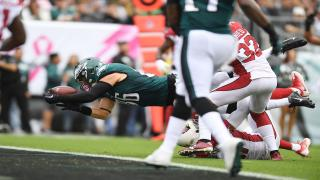 Zach Ertz can get Philly off to a flier