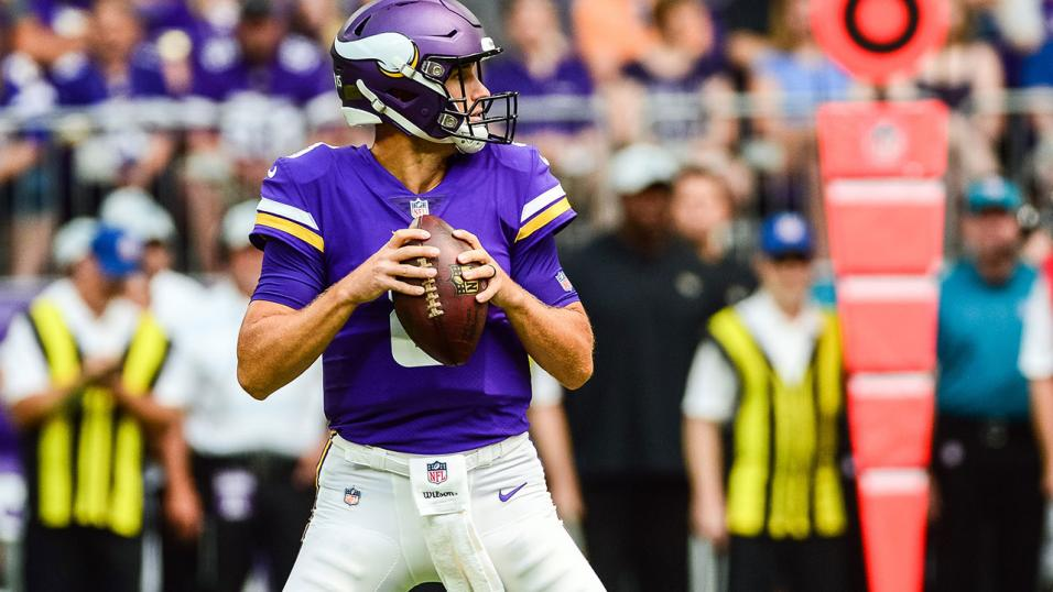 Cousins can make the difference for long-suffering Vikings