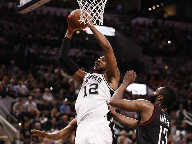 Will San Antonio Spurs keep the series alive with a shock win over Houston Rockets?