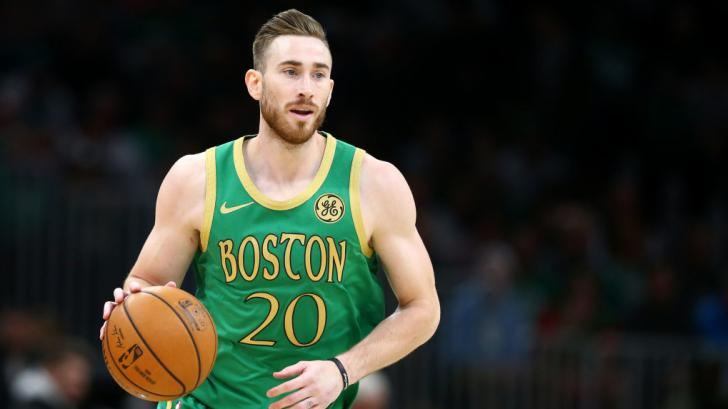 Gordon Hayward Celtics