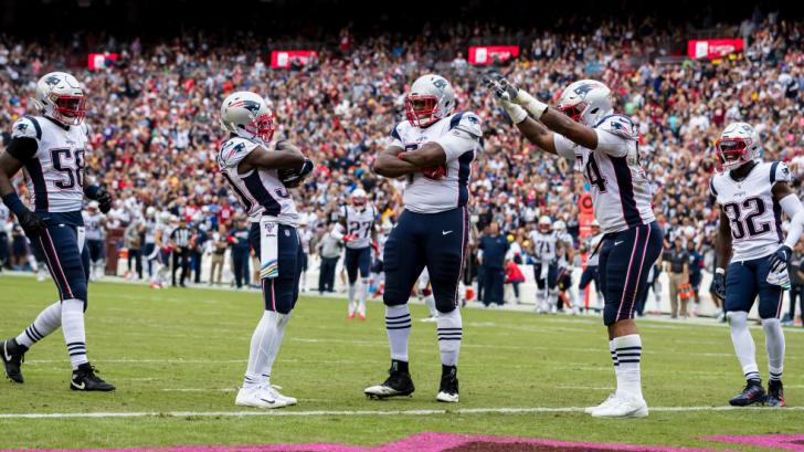 Jason McCourty and the Patriots defence