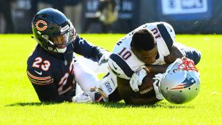 New England Patriots v Chicago Bears