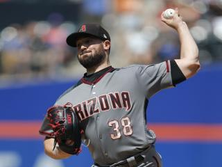 Robbie Ray is in great form and show lead the Arizona Diamondbacks to victory in San Diego