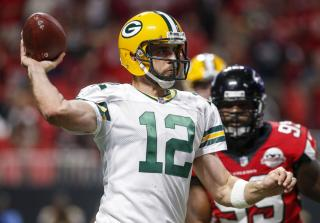 Friends reunited: Aaron Rodgers and his old oval buddy can start to rack up the air miles again