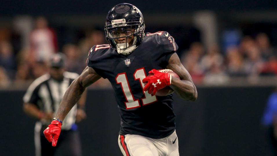 Julio Jones is the key offensive weapon for Atlanta against New Orleans
