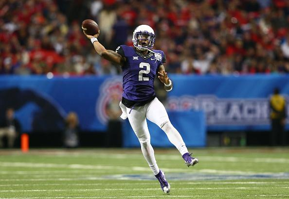 Trevone Boykin can lead TCU to glory this season